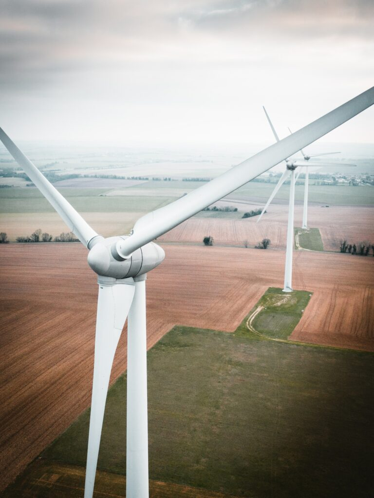 Renewing Planning Permission for a Wind Turbine